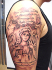 Tattoo by Diesel